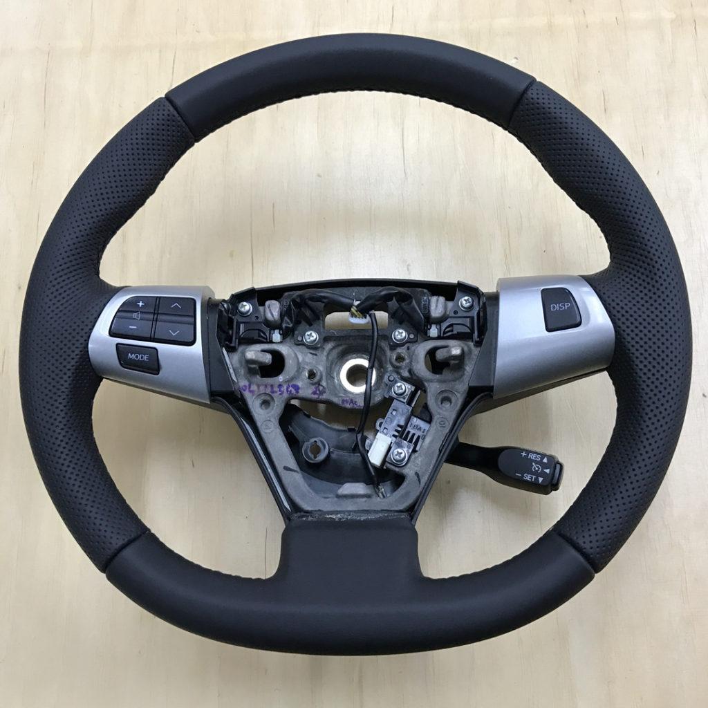 Obszywanie kierownic